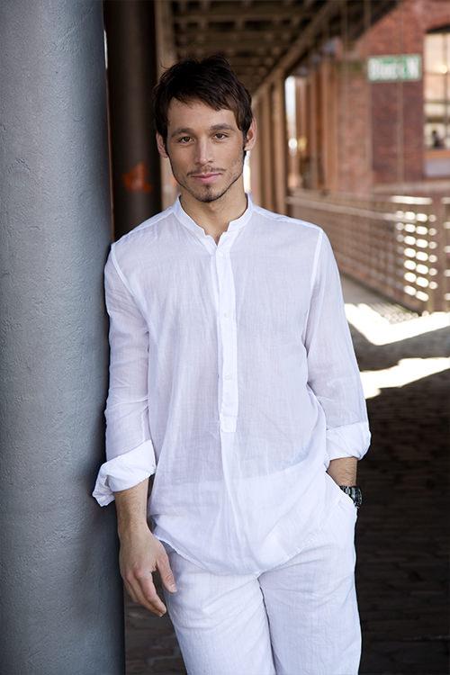 Danijel Peric - Schauspieler - Indisch Hemd