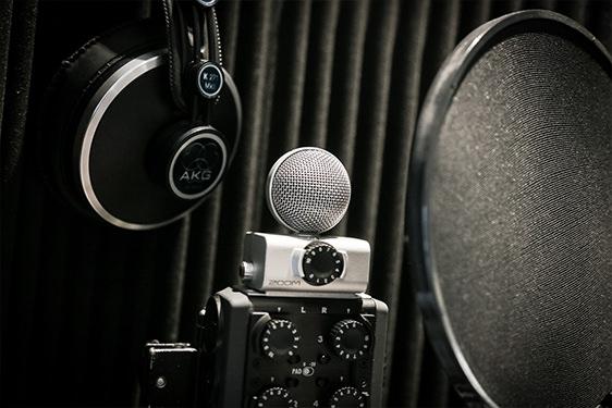 Synchronisation Tonaufnahme - Danijel Peric Hamburg